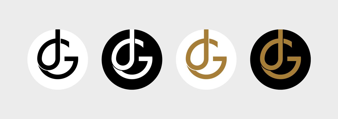 Josh Goldsworthy - Logo colour options