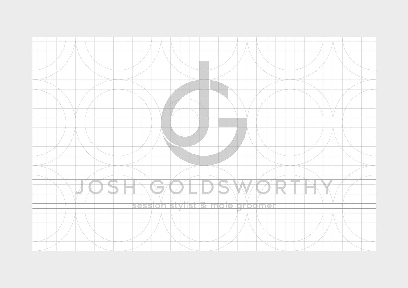 Josh Goldsworthy - Logo geometry