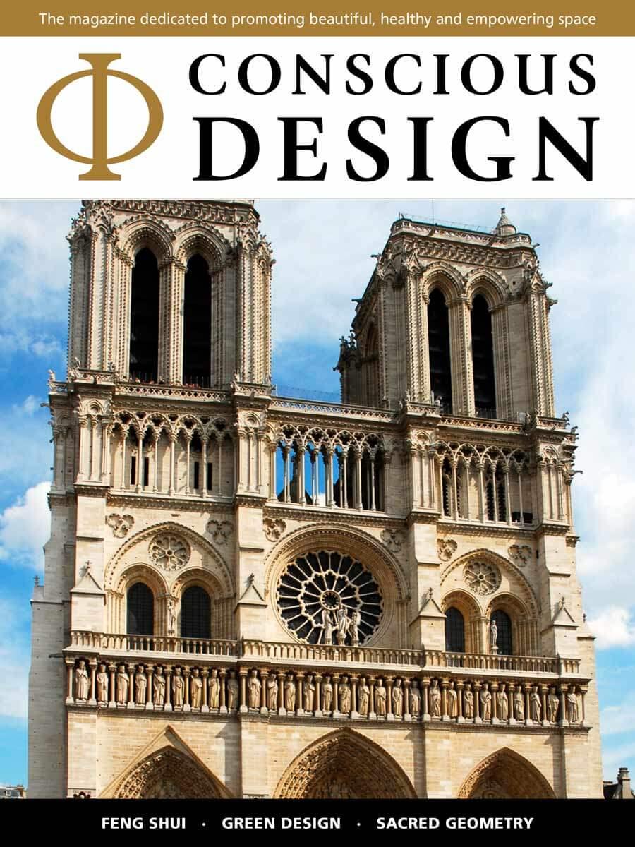 Magazine Cover Design - Conscious Design Institute