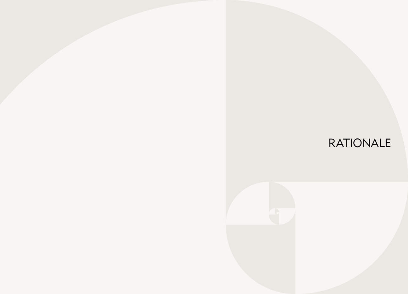 Brand Identity Document for a Feng Shui Company - Rationale Intro