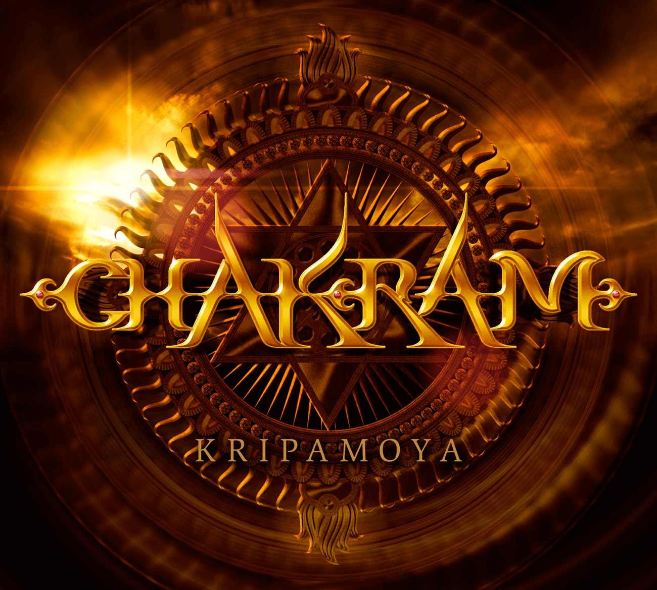 Chakram CD cover design