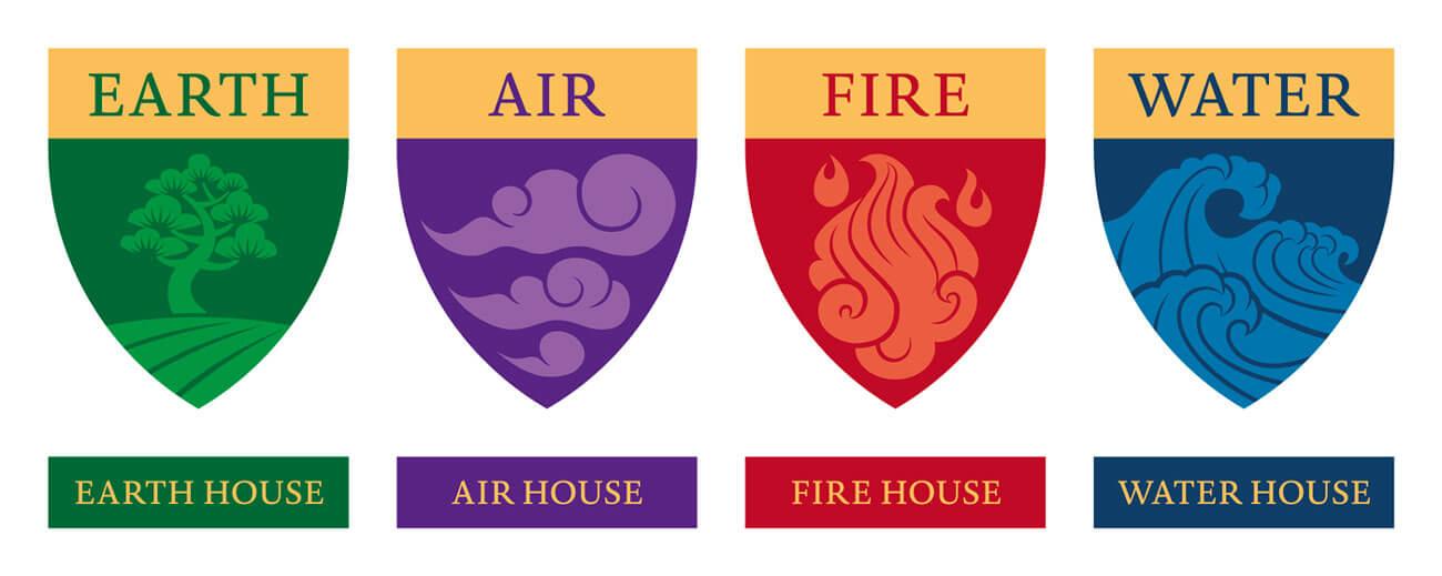 Primary School House Shields Design