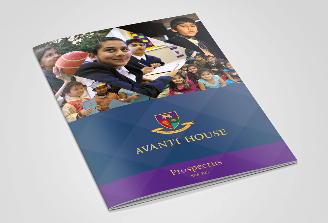 School Prospectus Printing