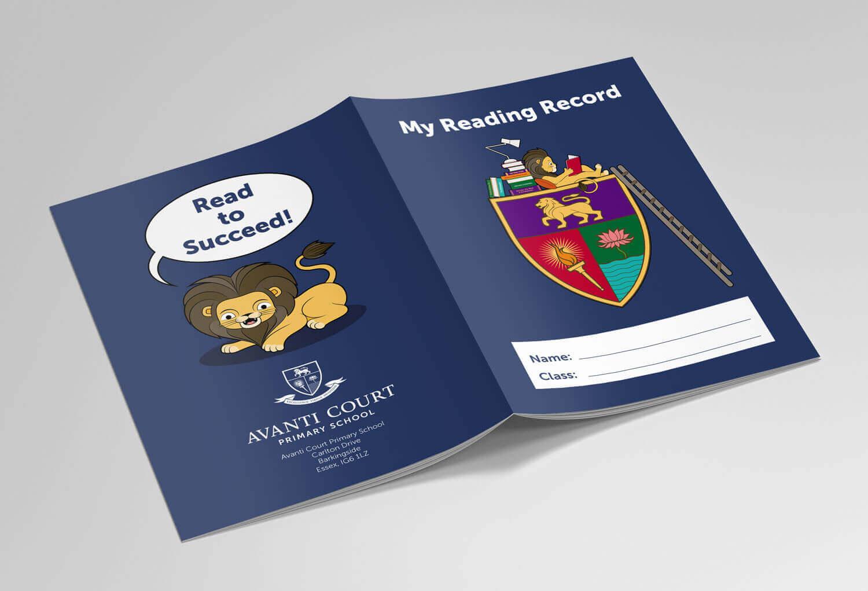 Student Reading Record - Printing