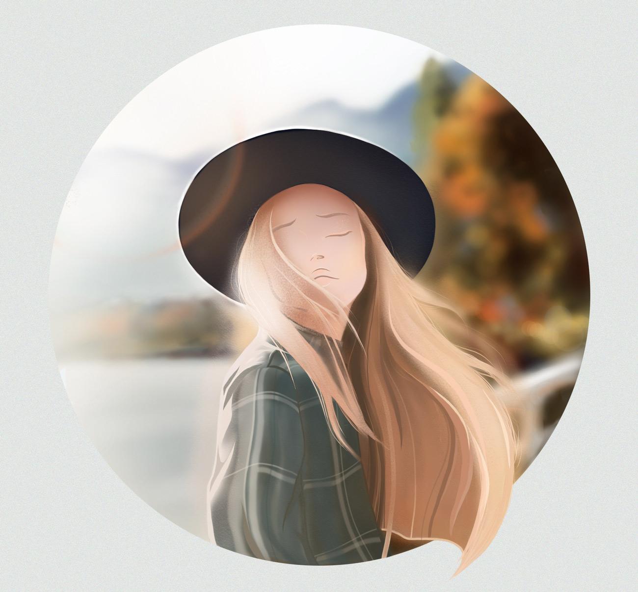 Claire Illustration